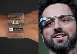 google glass - i watch