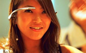 ウェアラブル グラス型アプリ